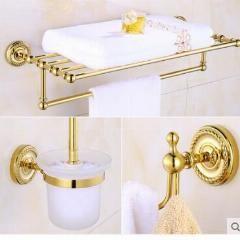 Photo of Copper Bathroom Accessories