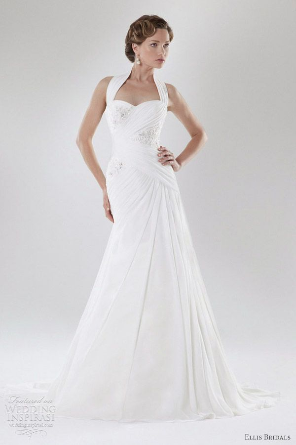 Ellis Bridals Wedding Dresses 2012 — Centenary Collection | Ellis ...