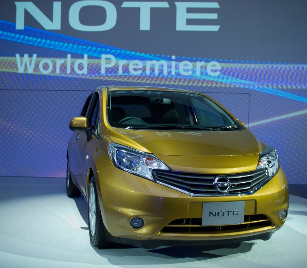 The 2013 Nissan Versa Note Review: Specs, Price U0026 Pictures   Http:/