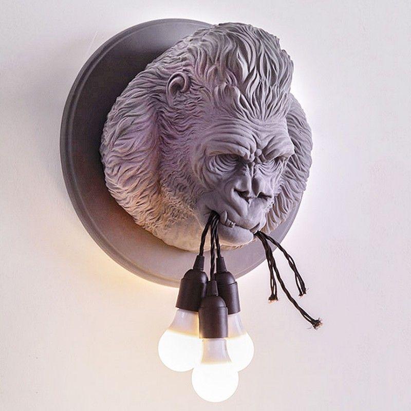 Ugo Rilla lampada a parete Karman #ugorilla #karman