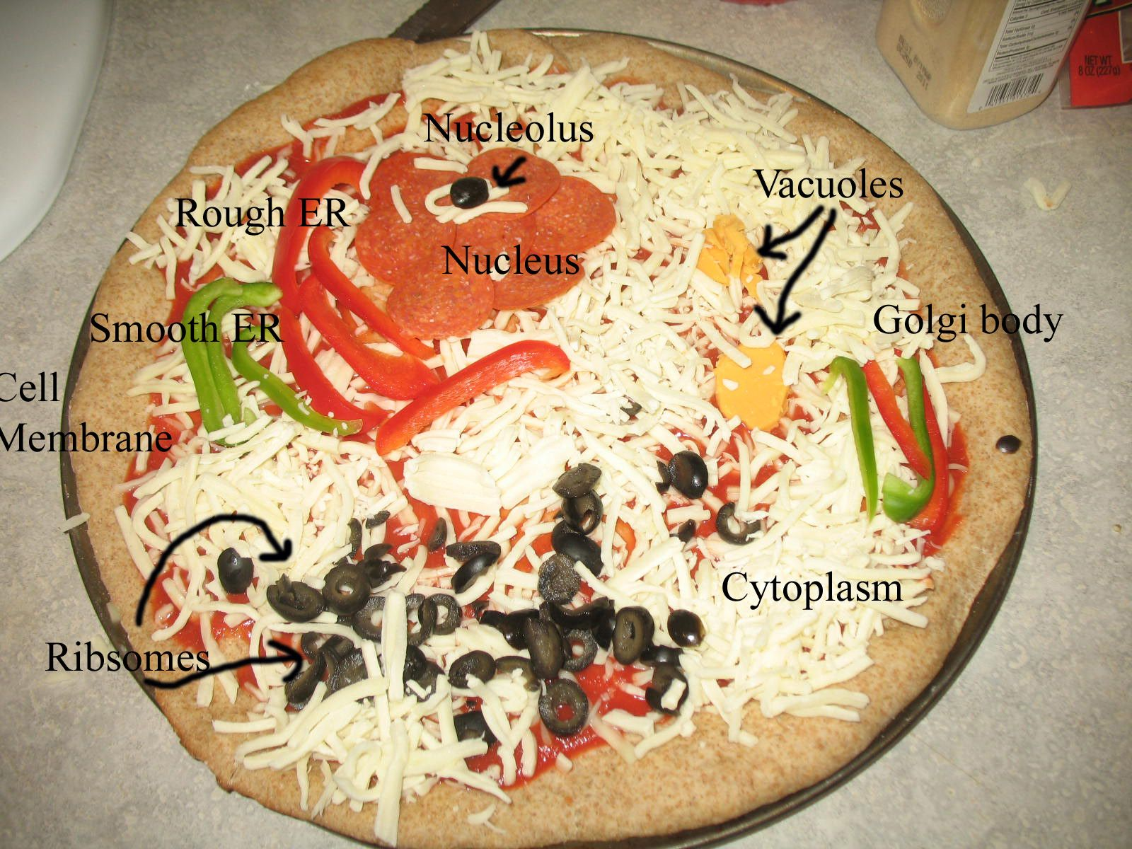 Cell Pizza