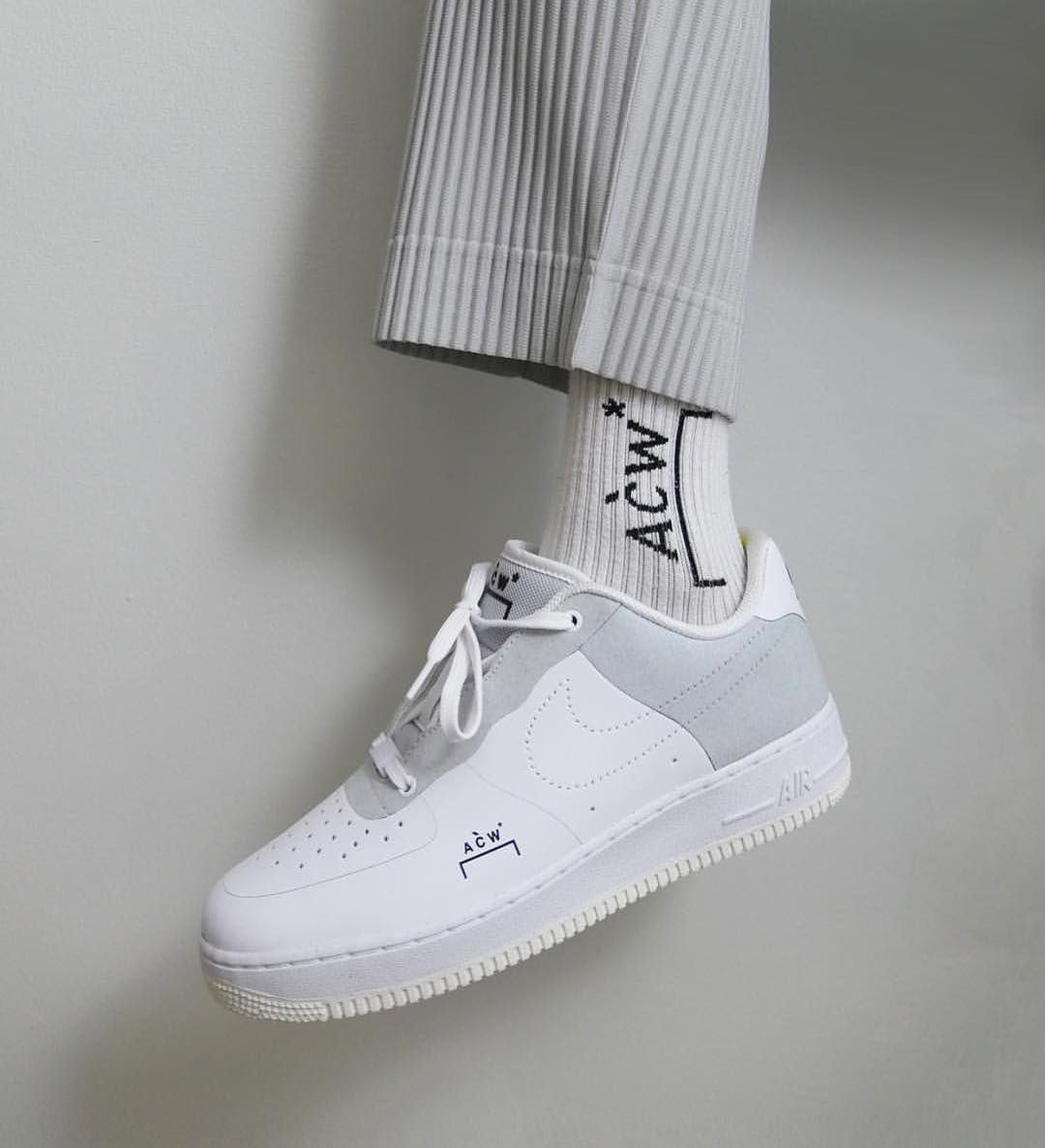 """reputable site 69ed5 b010f PAUSE Magazine on Instagram  """"Nike x A-COLD-WALL  Air Force 1 Low 📸 by   onlygeo  PAUSEorSkip """" Find this Pin and more ..."""