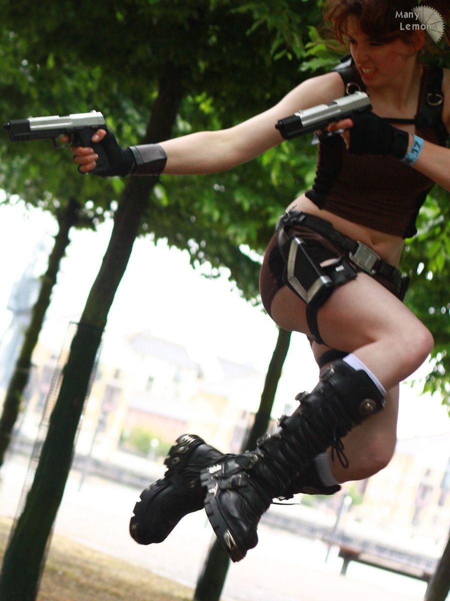 Lara CroftUnderworld