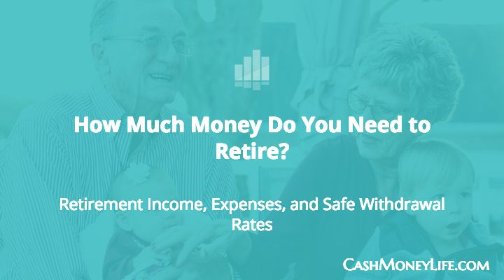 How Much Money Do You Need To Retire  Retirement Planning