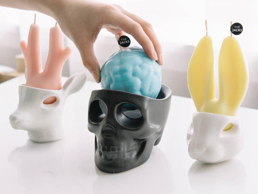 Playful Perfumed Candles – Fubiz Media