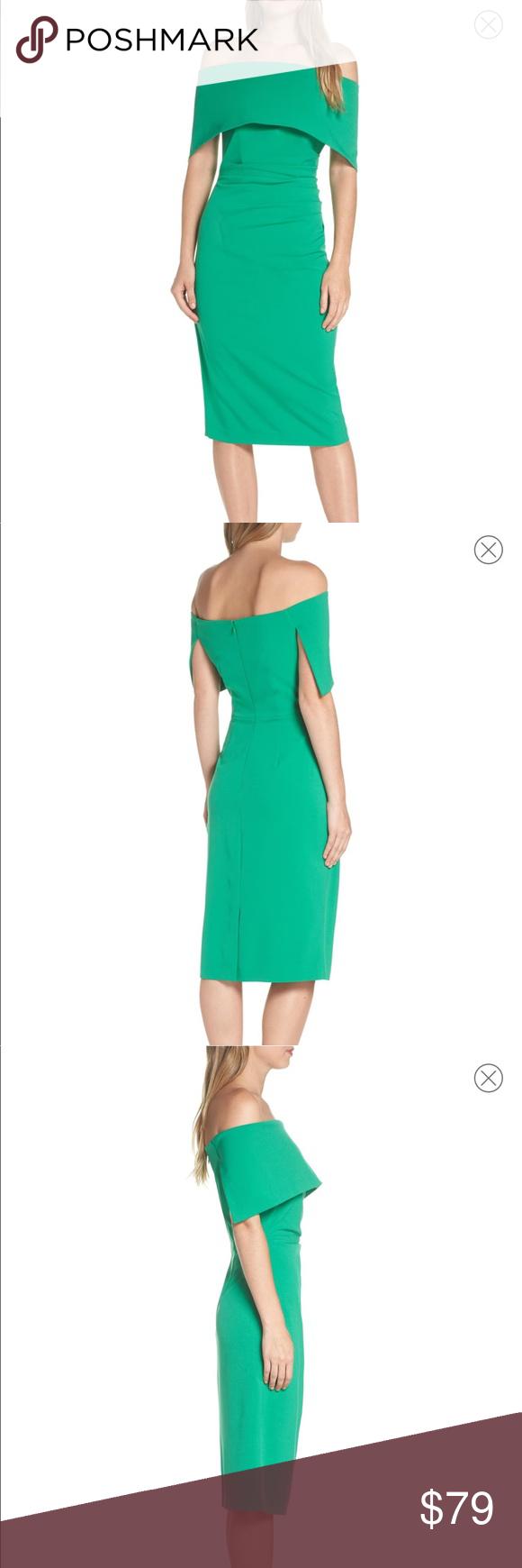 Vince Camuto Nordstrom Off The Shoulder Dress Nwot Dresses Vince Camuto Dress Clothes Design [ 1740 x 580 Pixel ]