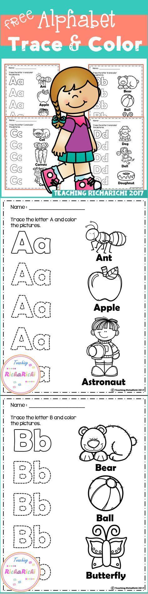 Freebies, FREE kindergarten Activities, FREE Pre-K Activities, FREE ...