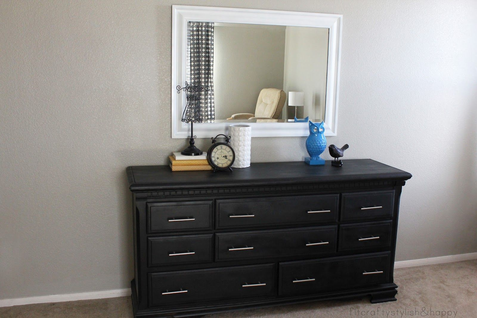 Painting furniture black - Black Painted Furniture Ideas Ideas About Cheap Black Dresser On Pinterest Chalk Paint How To