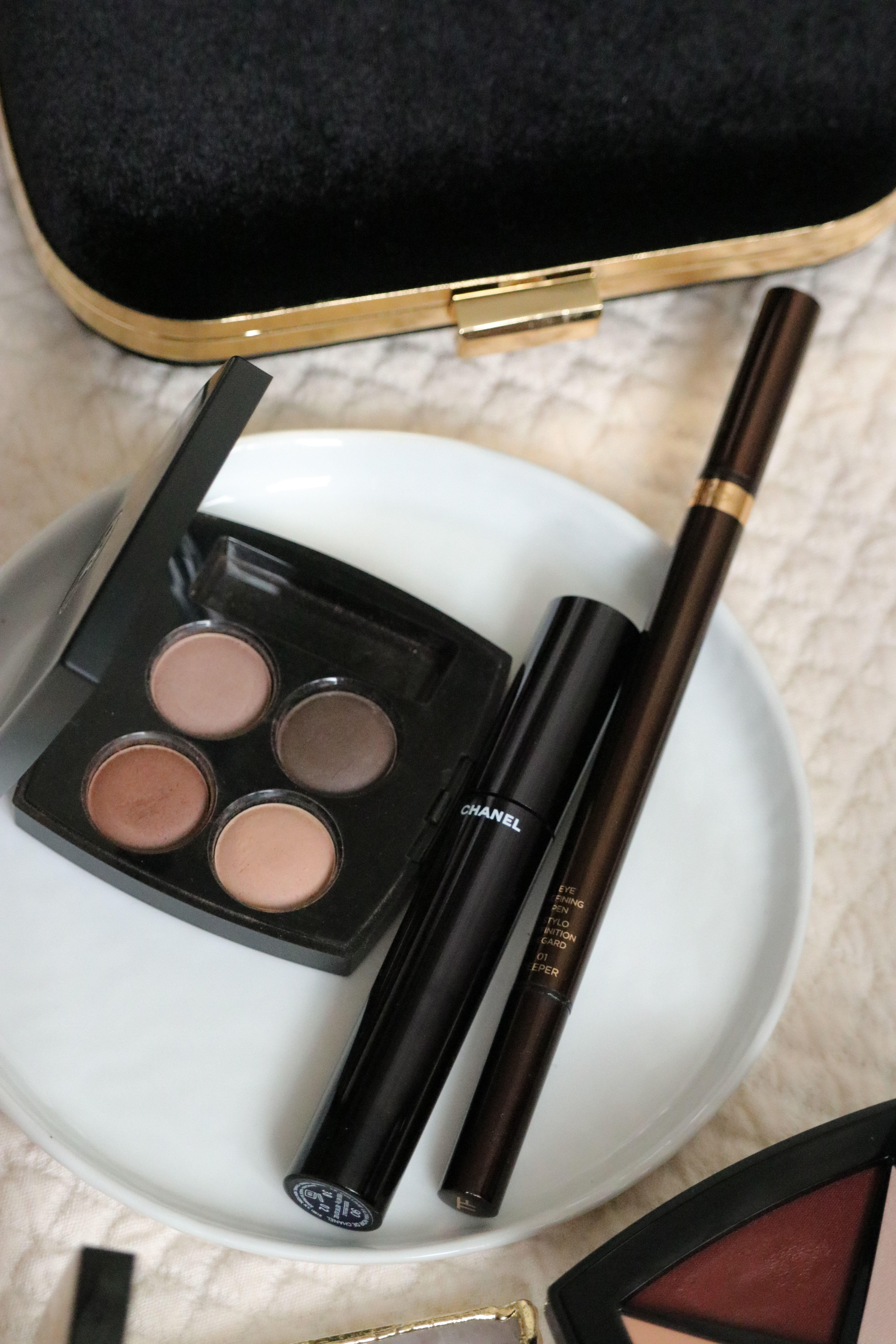 Chanel Clair Obscur Eyeshadow Palette Matte eyeshadow