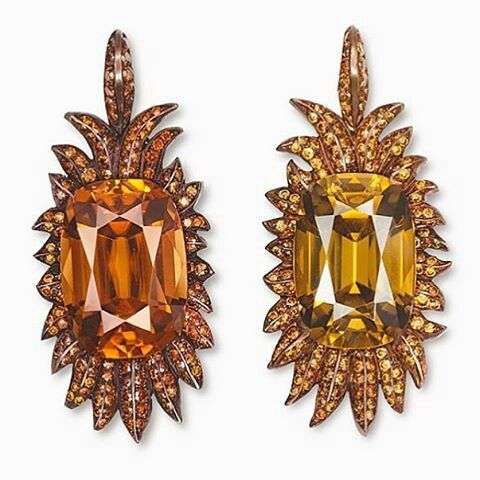 ✨Love Hemmerle✨Fabulous Earrings✨Awesome Design✨ #espritjoaillerie@hemmerle