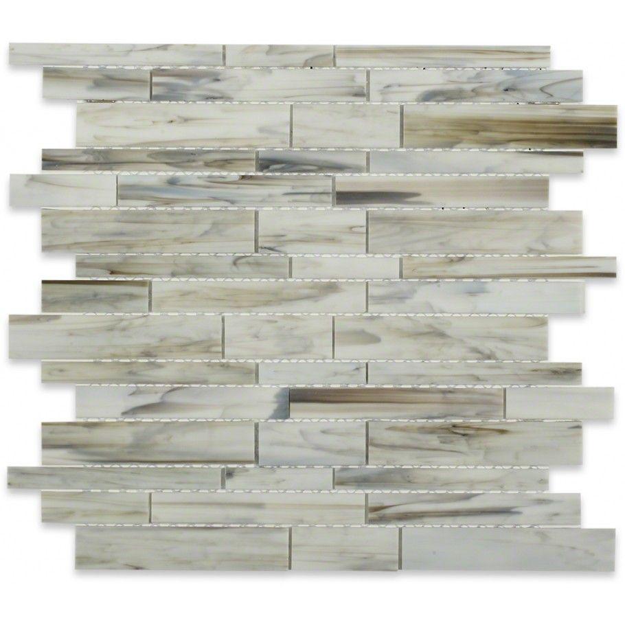 Matchstix aura white glass tile tilebar com also auras and kitchens
