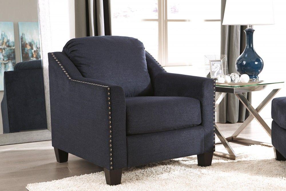 Creeal Heights Ink Chair Mattress Furniture