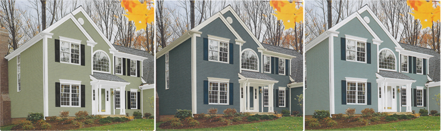Vinyl Siding Colors Ct How To Choose Color For Your House Siding Colors Vinyl Siding Vinyl Siding Colors