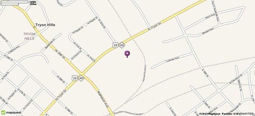 2920 N Tryon St Charlotte Nc 28206 Directions Location And Map
