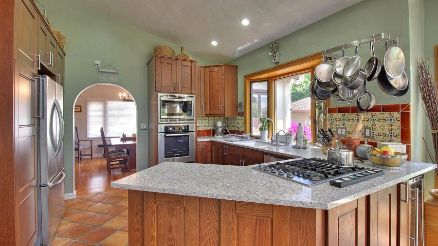 Nicely Remodeled Kitchen With Ikea Flipstad Cabinets Quartz