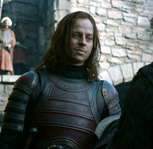 "Jaqen H'ghar (Tom Wlaschiha) ""Not gonna lie, Jaqen is sexy as hell. Of course, he probably doesn't look like this anymore. Because magic. But man, I would let him take me out to dinner. Also, he can make some crazy shit happen. And I'm adventurous enough to see where that goes."""