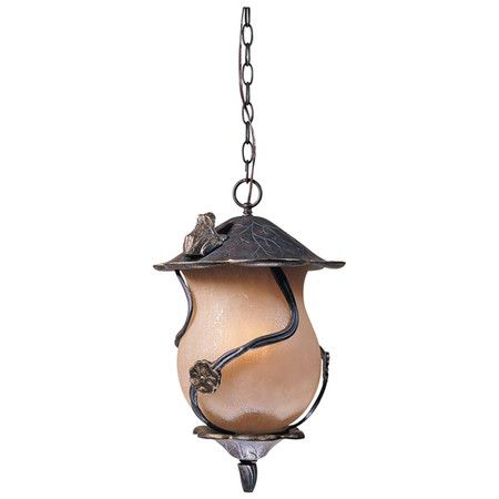 Outdoor Pendant With Frog Detail Product Pendantconstruction Material Solid Cast Aluminumcolor With Images Outdoor Pendant Outdoor Lighting Store Outdoor Hanging Lights
