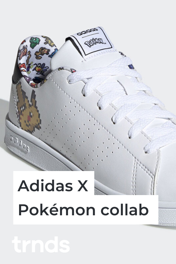 Ideal Insignificante Tropical  First look at the upcoming Adidas x Pokémon 8 Bit sneaker collab - Fashion  Inspiration and Discovery | Adidas, Collab, Sneakers