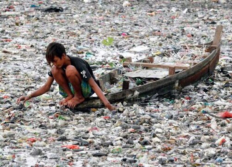 There Will Be More Plastic In The Oceans Than Fish By 2050