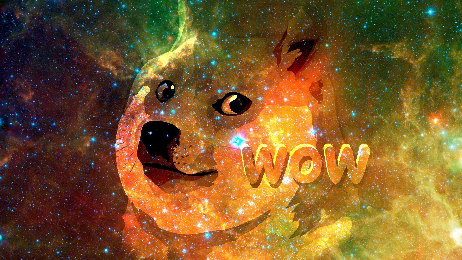 Doge Wallpaper Wow