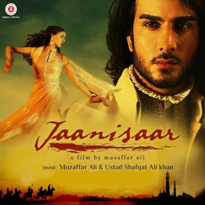 Poster Of Hindi Movie Jaanisaar (2015) Free Download Full New Hindi Movie  Watch Online At | Mp3 song, Bollywood music, Hindi movies