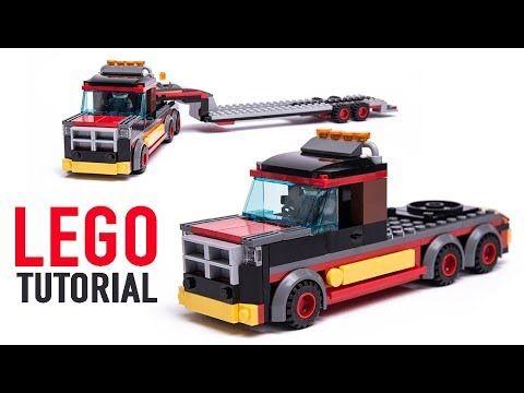 Lego 60183 Alternate Moc Model Building Instructions Youtube