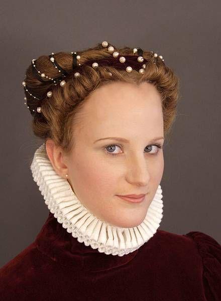 Renaissance 3 SCA historicalhair Historical Hair