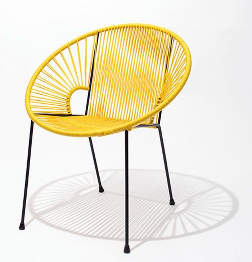 and 8 more retro style patio chairs