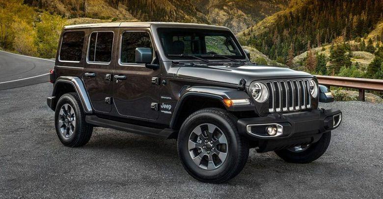 Boxy SUV Cars 2019 Jeep Wrangler