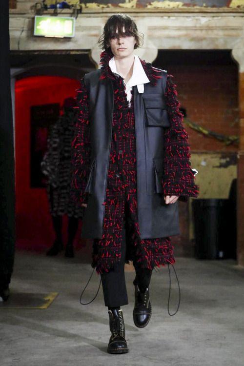 Agi & Sam FW17.  menswear mnswr mens style mens fashion fashion style agiandsam runway
