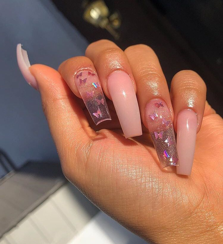 20+ Lovely Baddie nails Ideas To Try Right Now   #