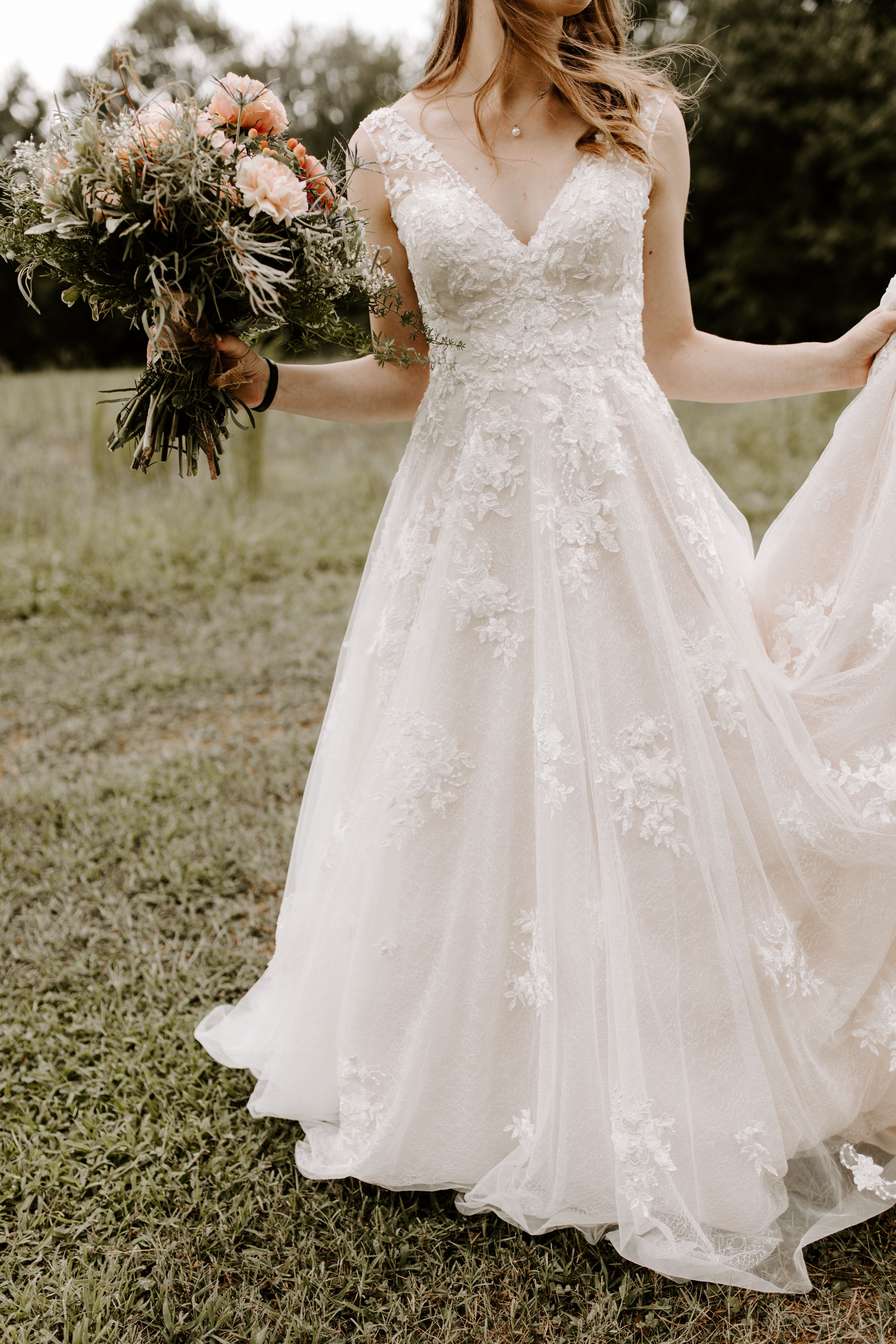Boho Summer Wedding Sc Floral Wedding Dress Wedding Dress Inspiration Boho Wedding Dress [ 6463 x 4309 Pixel ]