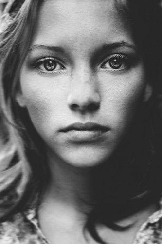 Woman Portrait Black And White Face | www.pixshark.com ...