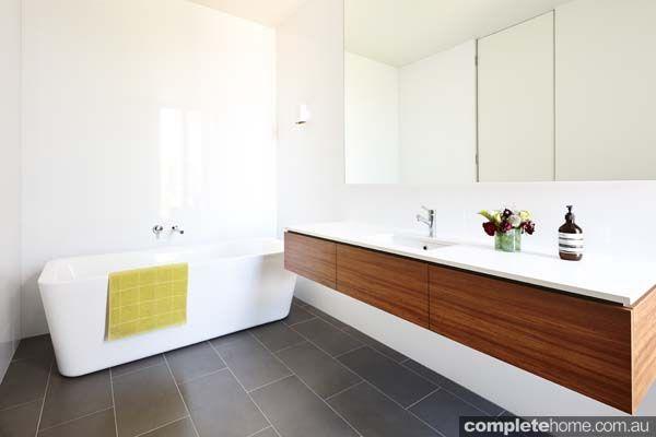 Timber Vanity Straight Lines Bathroom Pinterest Units And Vanities