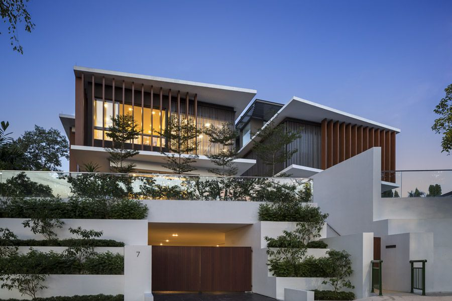 Namly View House Wallflower Architecture Design Award Winning