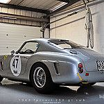 Peter Neumark - 1960 Ferrari 250 GT SWB No.47 - 2010 Silverstone Classic - 2014 edit by Motorsport in Pictures