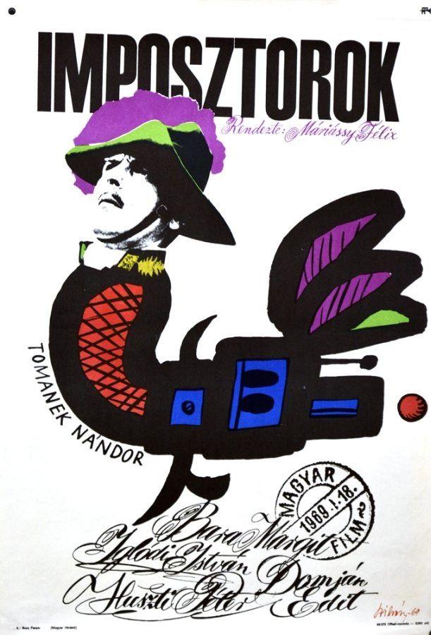 Szilvásy Nándor  - Imposztorok, 1969