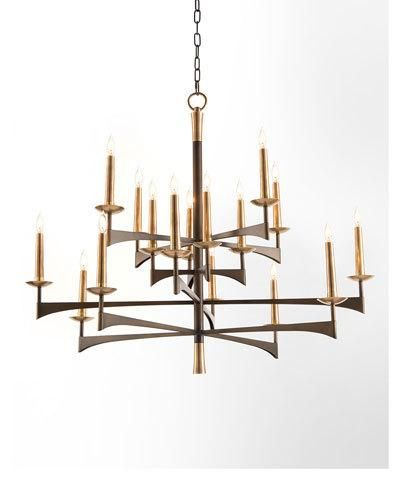 Mid century 16 light chandelier horchow pinterest mid shop mid century chandelier from john richard collection at horchow where youll find new lower shipping on hundreds of home furnishings and gifts aloadofball Image collections