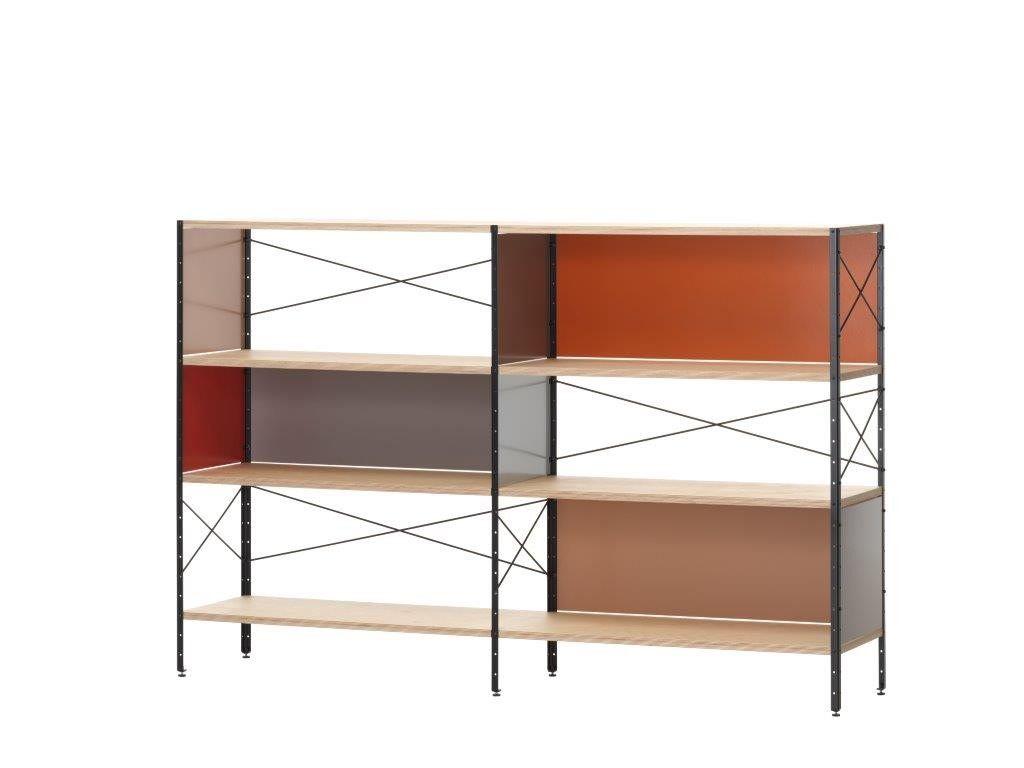 ESU Shelf Storage Unit from Vitra in 2019 Shelves, Eames