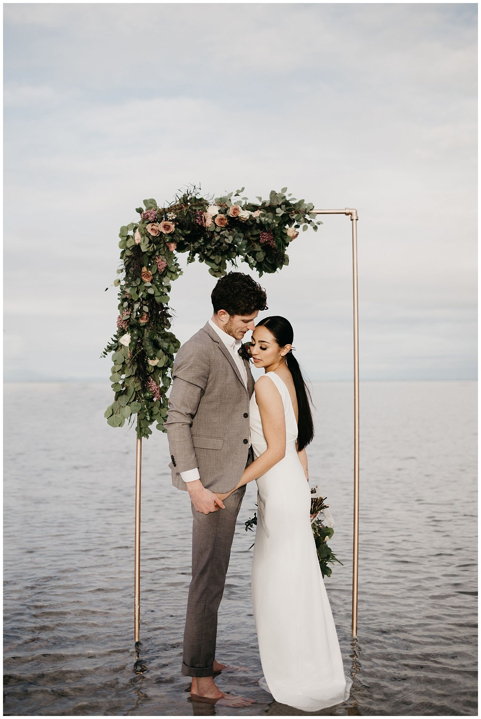 Nicole Aston Photography Utah Wedding Elopement Photographer Bonneville Salt Flats