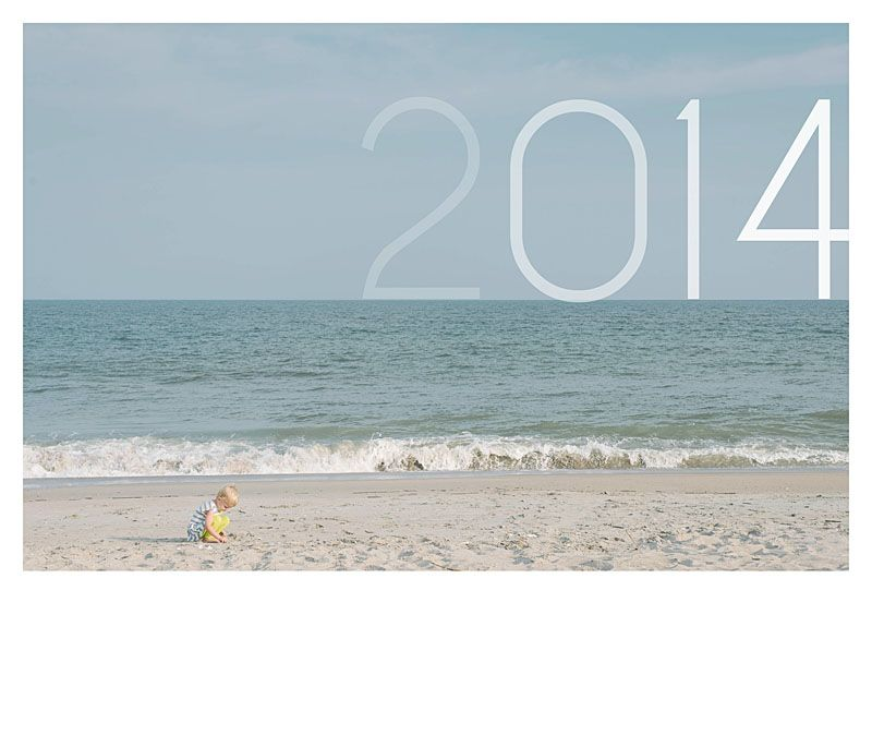 PhotoBook Cover Design for Year in Review