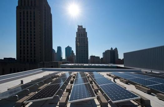 A hot topic: KCP wants to rein in popular rebate program for solar energy