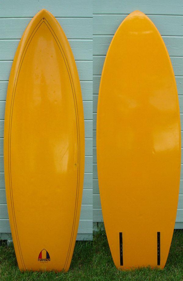 195e6dff1a vintage hansen surfboard | Hansen Surfboards | Vintage surfboards ...