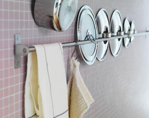 Ty Tu Urzadzisz Oficjalny Blog Ikea Towel Rack Kitchen Decor Bathroom Hooks