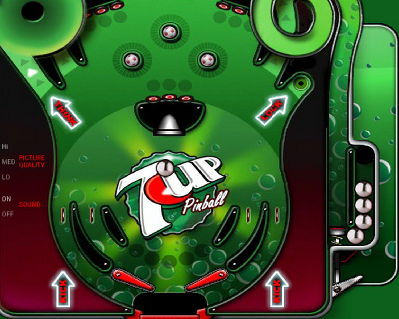 7 up pinball pinball game pinball fun online games