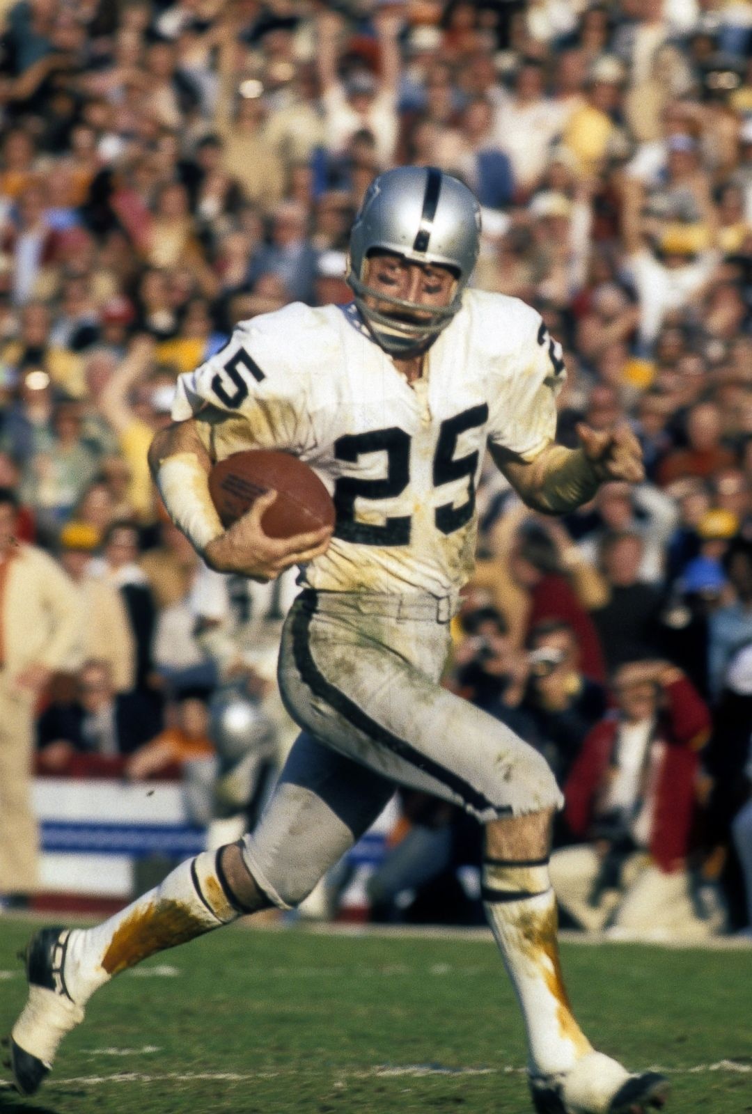 Fred Biletnikoff Oakland raiders football, Raiders