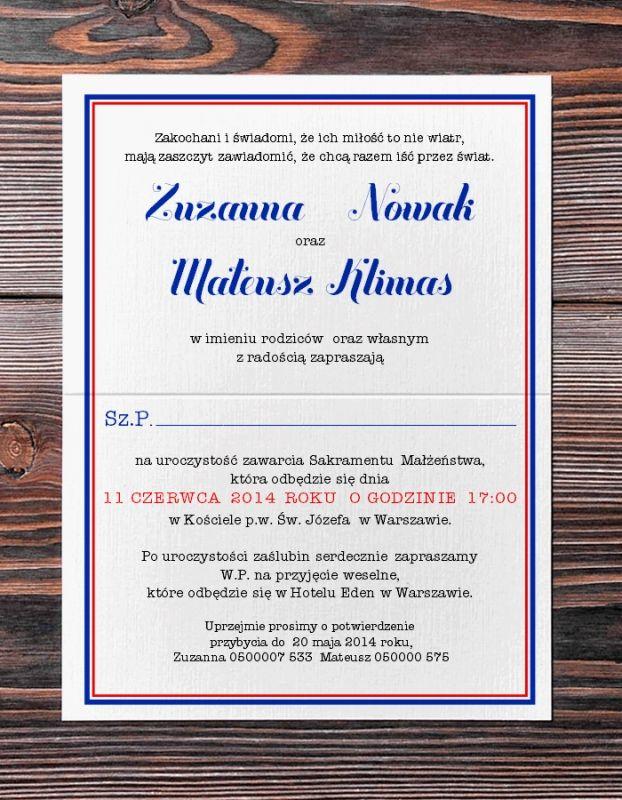 Zaproszenia Slubne Retro New 3156279639 Oficjalne Archiwum Allegro Wedding Book Cover Books