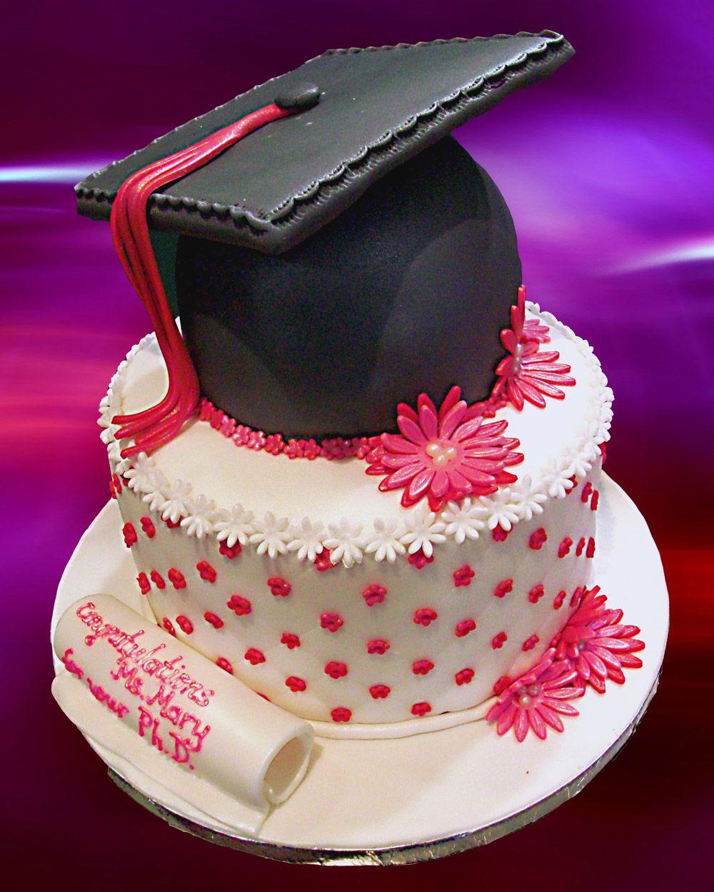 Graduation decorating ideas graduation cakes