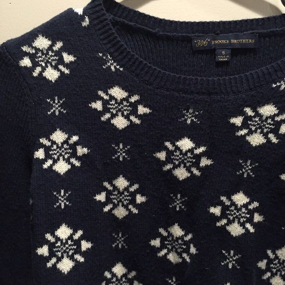 Brooks Brothers Sweater EUC - Woman's Small - No Trades ❤️ Brooks Brothers Sweaters Crew & Scoop Necks