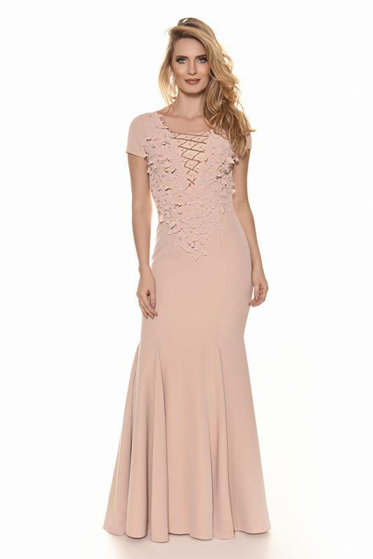 5674e4157f Woman - Fascinius Moda Evangélica Vestido De Luxo